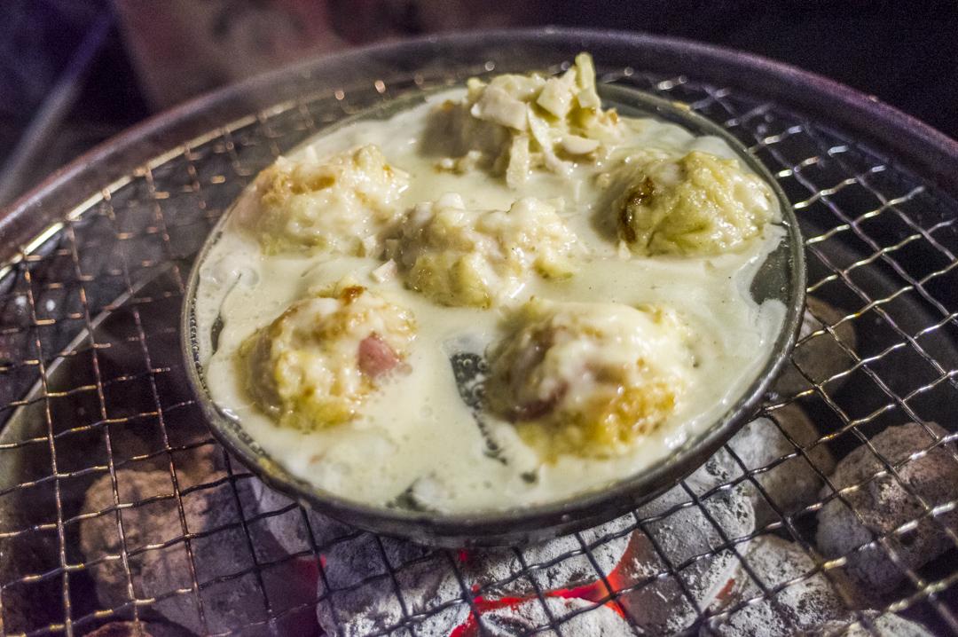 炭火 たこ焼き レシピ