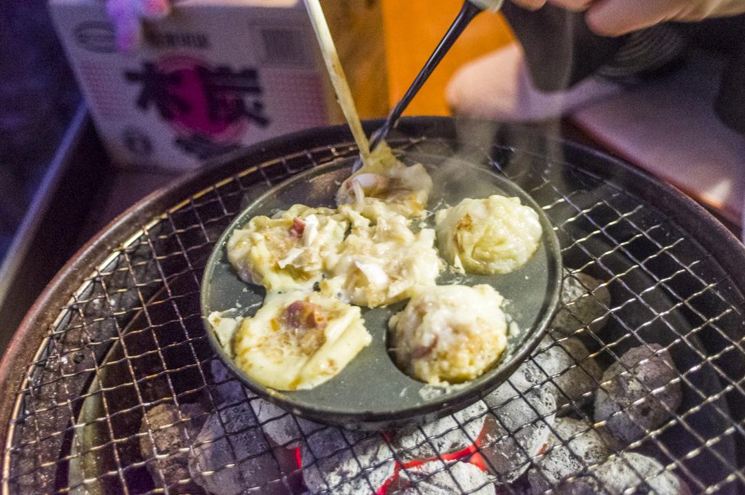 バーベキュー たこ焼き レシピ