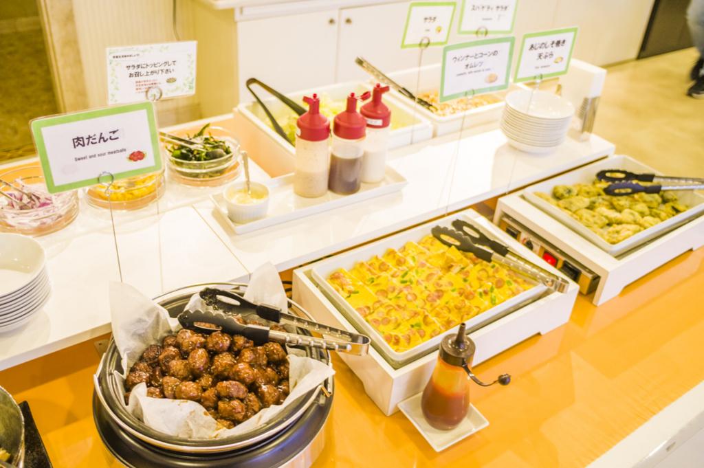 朝食バイキングできる静岡のビジネスホテル
