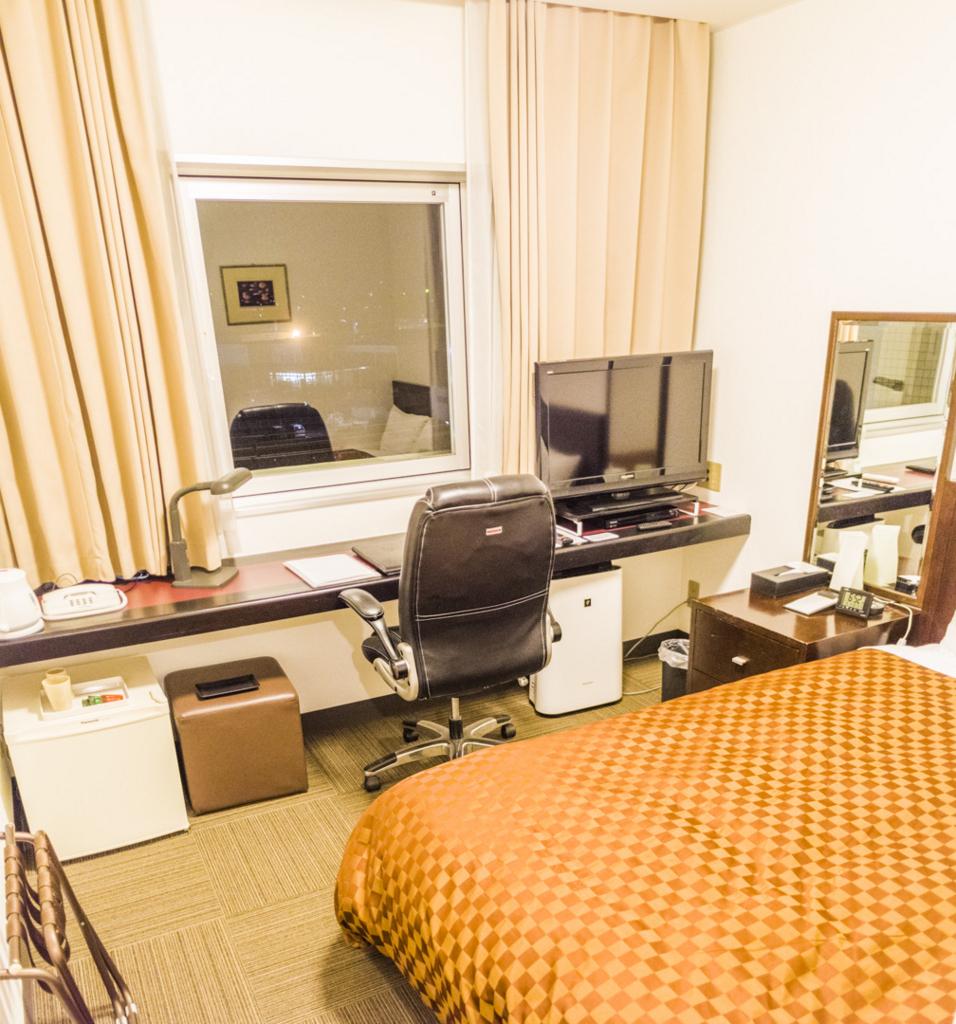 ホテルnanvan焼津の部屋風景