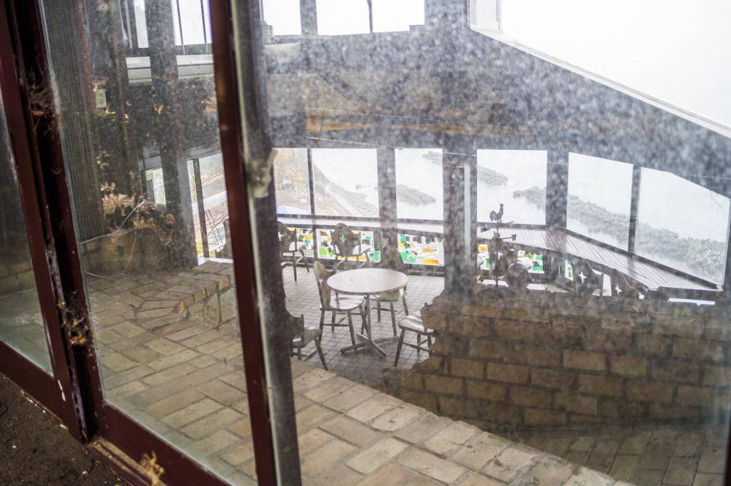 かつての海のレストラン