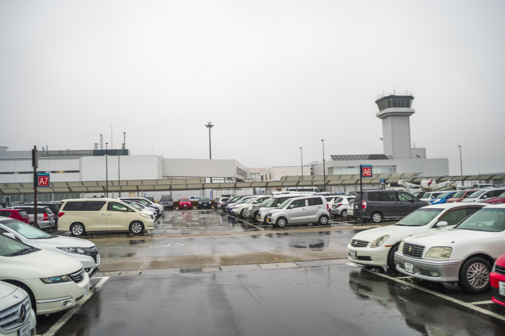 富士山静岡空港の外観