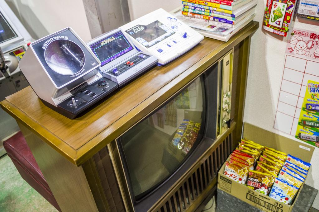 アストロウォーズやスクランブルやペンゴといった電池系の家庭用ゲーム