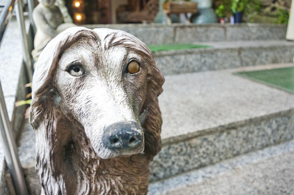 グリーンホテルリッチ徳川園 番犬 ビジネスホテル