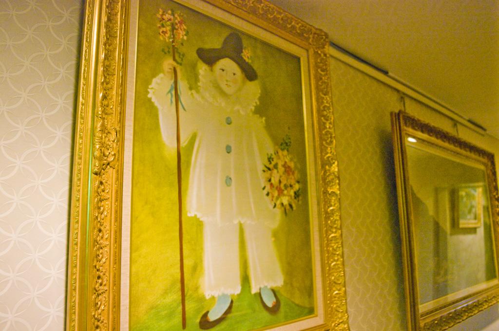 グリーンホテルリッチ徳川園 美術館 絵画