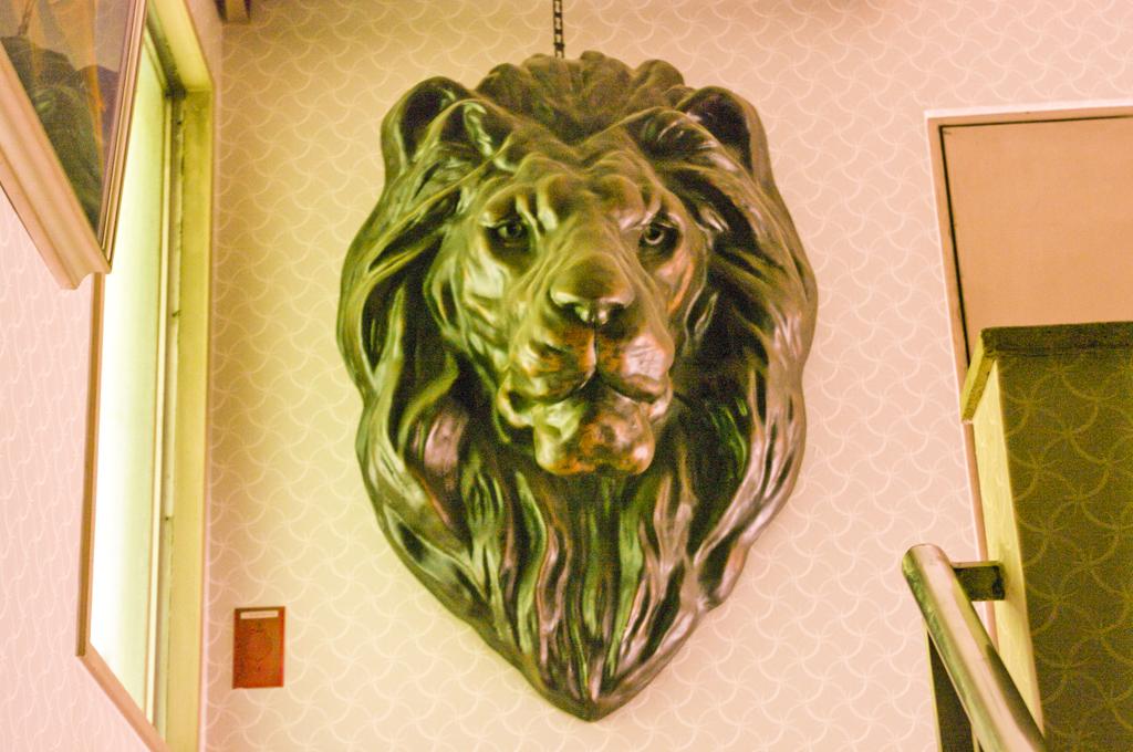 RPG ラスボス感 ライオン