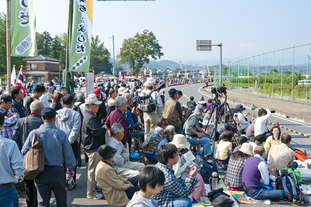 龍勢祭り 最前線 戦場カメラマン