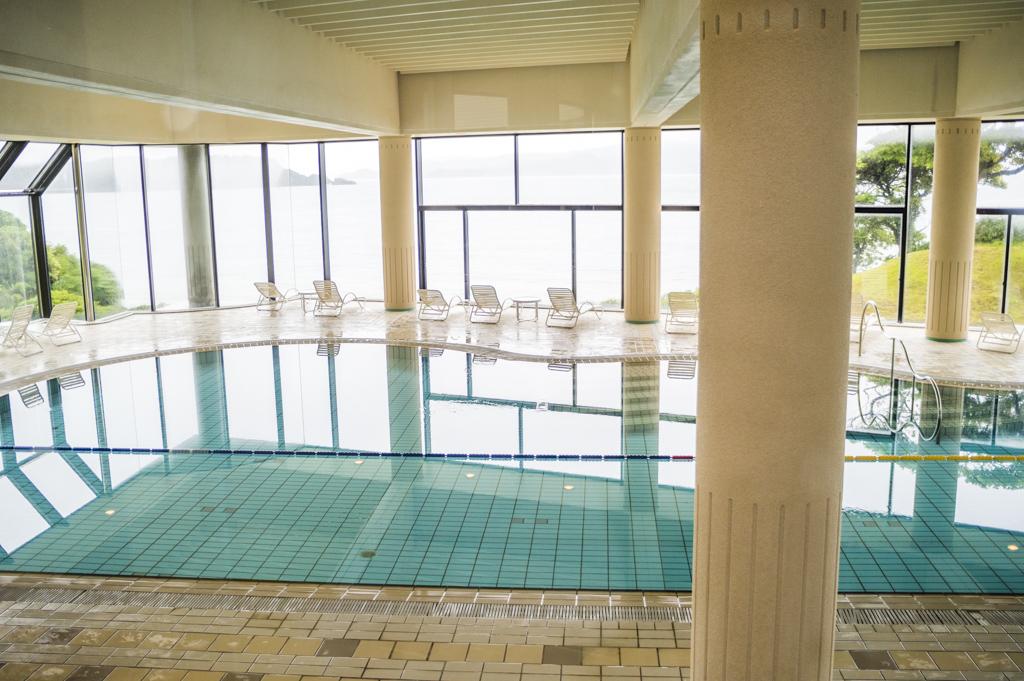タラサ志摩のプール