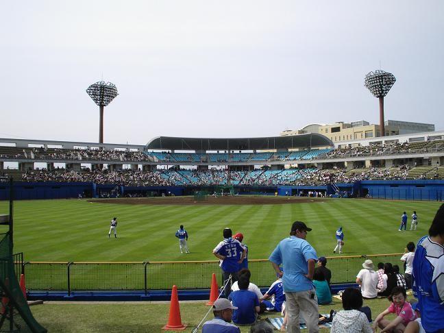 ひたちなか市民球場2008