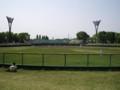 熊谷運動公園野球場(外野席から)