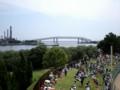霞ヶ浦第一野球場レフト側後方