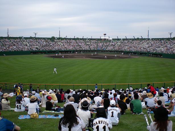 個別「帯広の森野球場」の写真、...