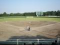 渋川市総合公園野球場(渋川球場)