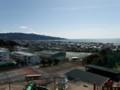 西八幡公園(安芸市営球場裏手)からの光景