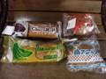 タナベベーカリーのパン(窪川駅にて購入)