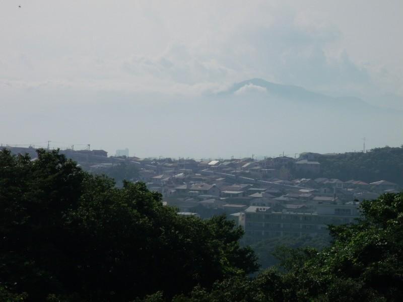 鎌倉広町緑地(富士山?)