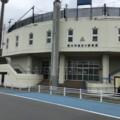 厚木市営玉川野球場(正面)