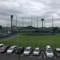 厚木市営玉川野球場(外野後方から)