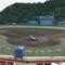 厚木市営玉川野球場(バックネット裏から)