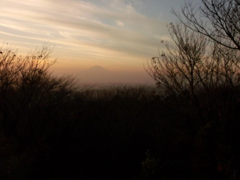 六国見山森林公園(富士山ビュー)