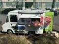 20170307キッチンカー(横浜DeNAベイスターズ総合練習場)