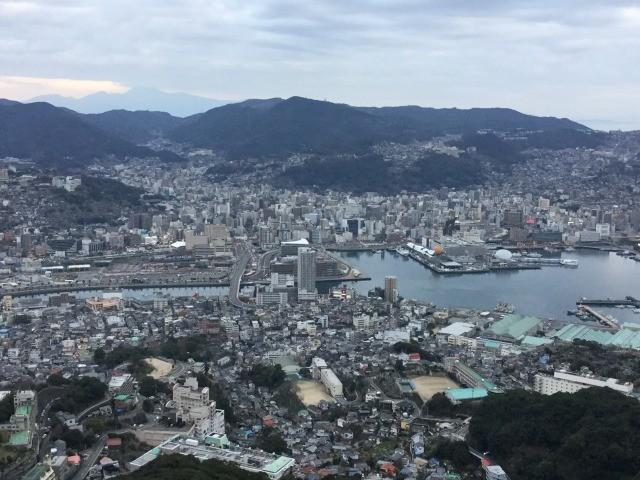 20180304稲佐山からの景色1
