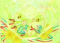 暑中檸檬緑茶