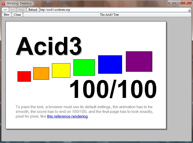 WinGogi Public Acid3 build 1