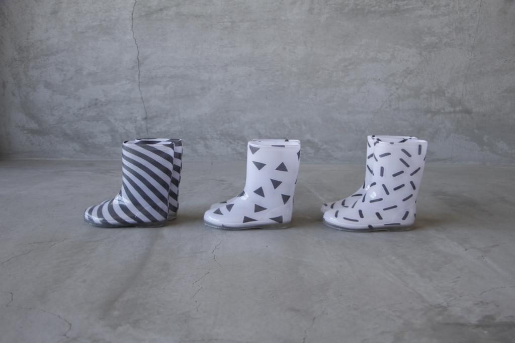 geometry rainboots(ジオメトリー レインブーツ)