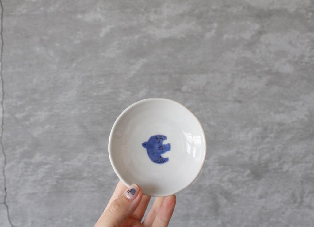 豆皿のサイズ