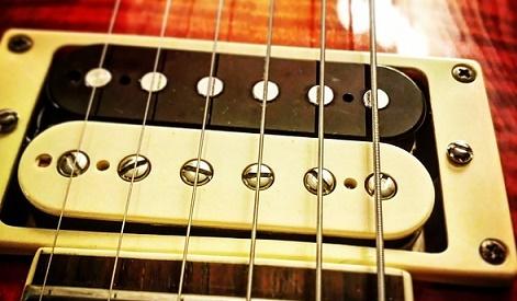 エレキ ギター ピックアップ