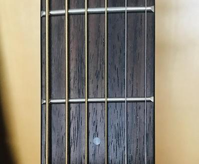 サイレントギターの弦