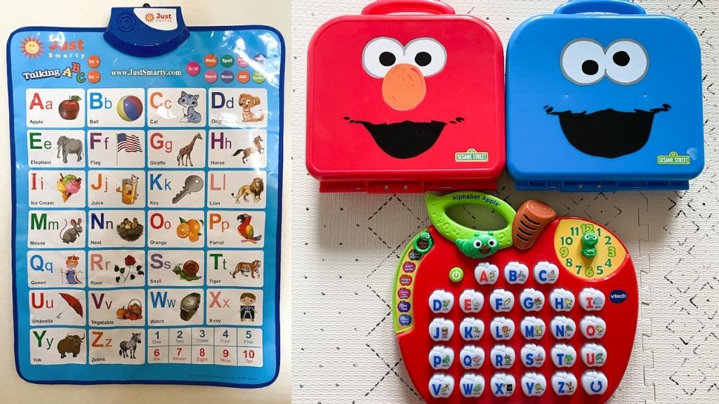 幼児向けアルファベットのオススメおもちゃ、パズル
