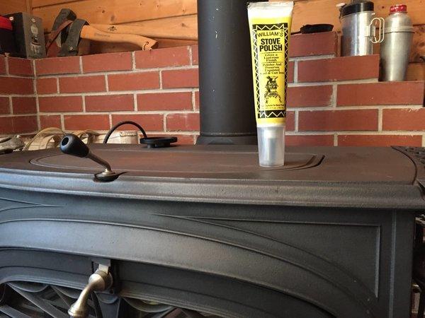 薪ストーブ煙突掃除