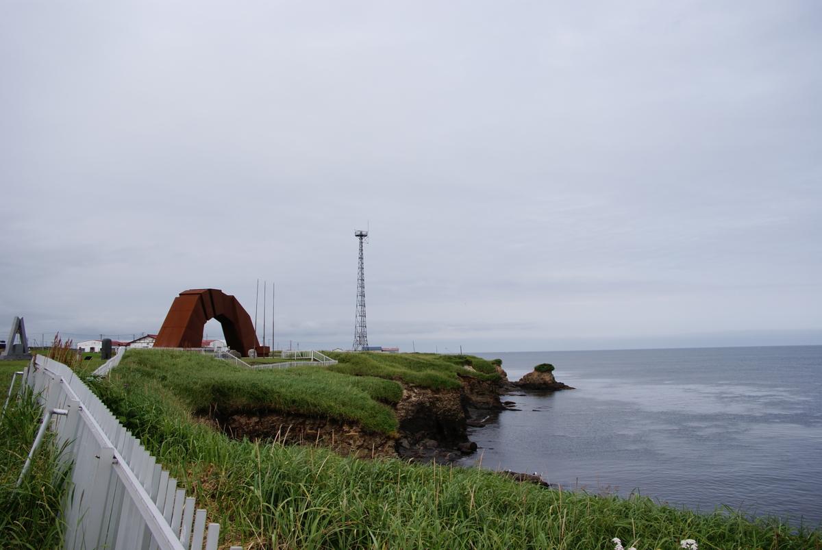 四島のかけ橋遠景