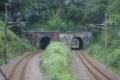 トンネル×トンネル