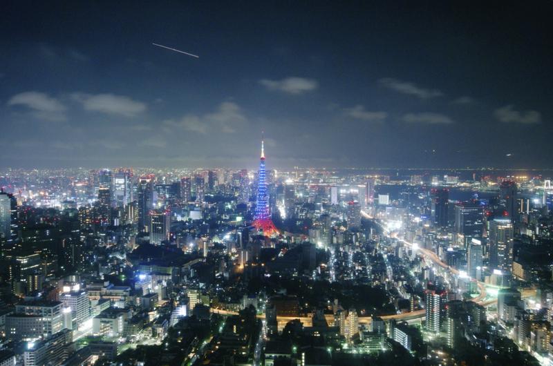 [夜景][東京タワー]