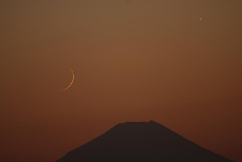 [月][星][富士山]