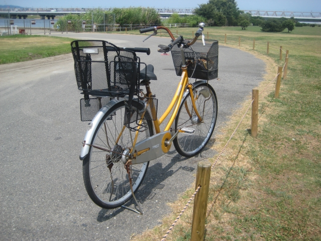 自転車の別名ママチャリ