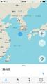 日本海域?