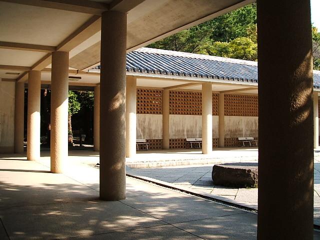 大仏殿の跡