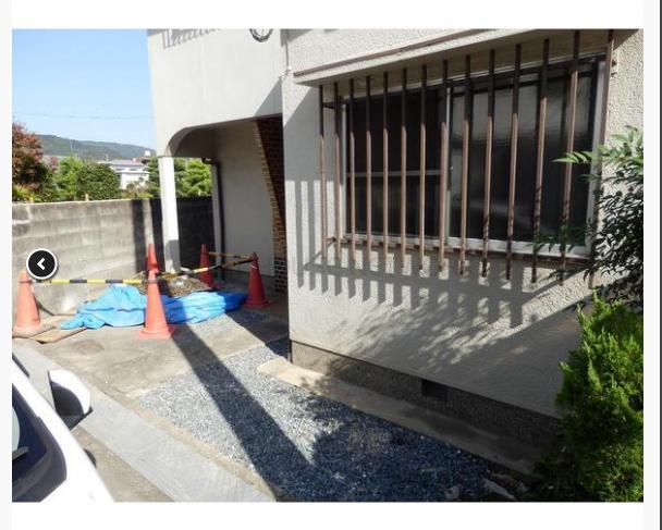 戸建投資 駐車スペース確保 電柱移設工事