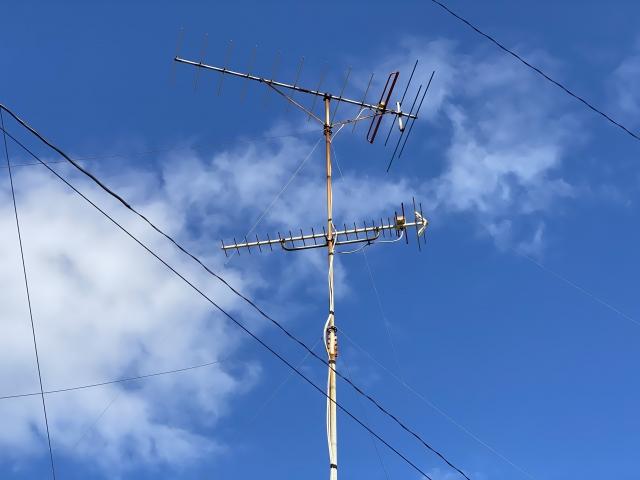 テレビアンテナ 工事費用 アンテナ工事