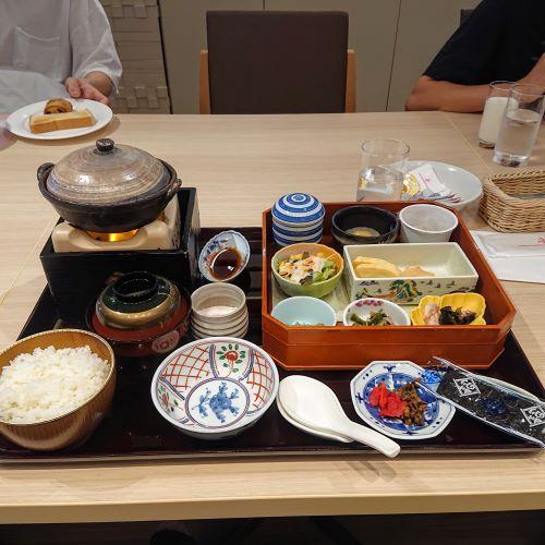 ホテル阪神大阪 朝食 和定食