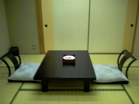 伊豆ツアー-貴賓室でした