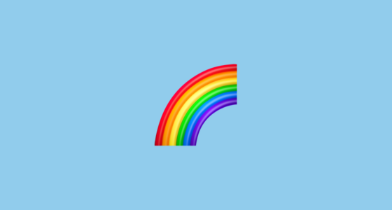 Rainbow | The spiritual emoji | ayanakahara