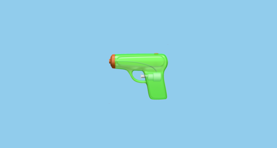 Pistol | The spiritual emoji | ayanakahara