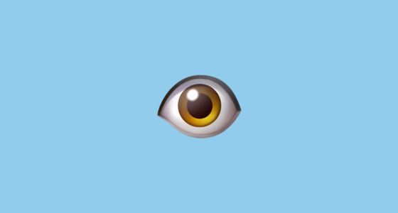 Eye | The spiritual emoji | ayanakahara