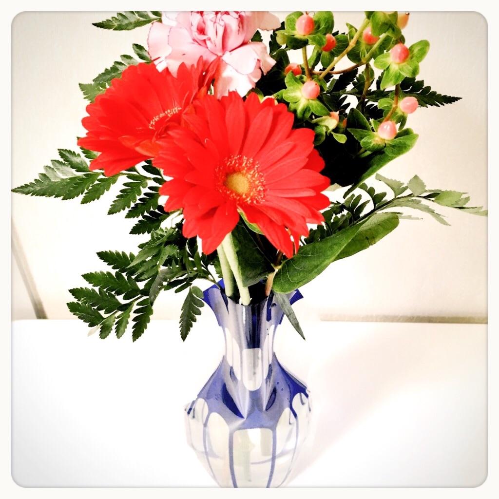フラワーベース-花瓶1