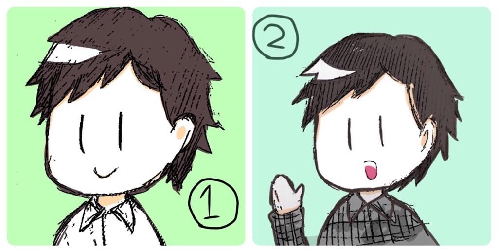 あんみつ-アイコンラフ1